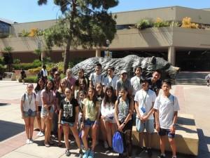 Renzulli UCLA group photo