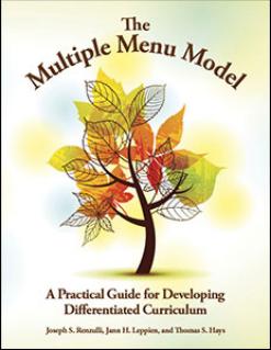 TheMultipleMenuModel