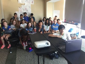 UCLA Skype Chat with Renzulli